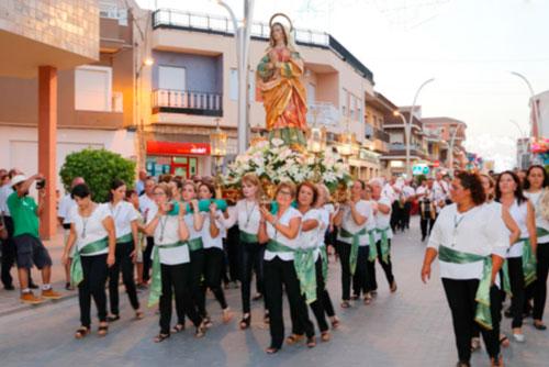 Fiestas Patronales de Fuente Álamo