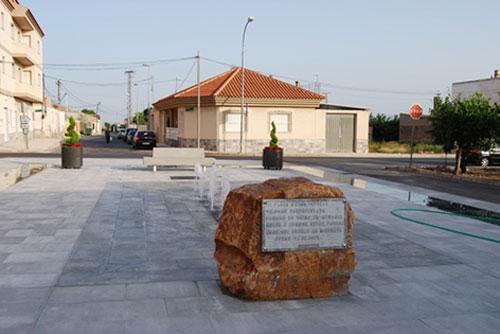 Plaza de la Balsa (Balsapintada)