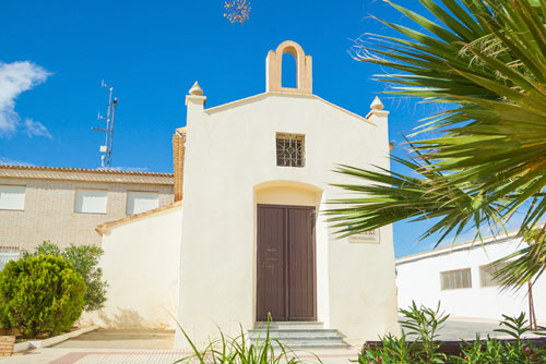 """Sala Expositiva """"Ermita de San Roque"""""""