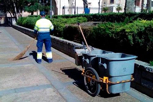 Servicio de residuos sólidos urbanos y limpieza viaria