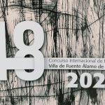 Entrega de Premios y Pincel del Año del  XLVIII Concurso Internacional de Pintura Villa de Fuente Álamo 2020
