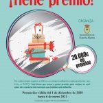 El Ayuntamiento de Fuente Álamo entregará 20.000 en premios por comprar en los comercios del municipio